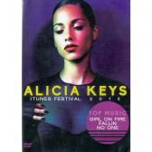 Alicia Keys Itunes Festival 2012 - Dvd Pop - Mkp000315006842