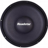 Alto Falante Subwoofer 12´´ 150W Rms 4 Ohms Street Bass  Roadstar Rs-1214Mb - Mkp000321002854