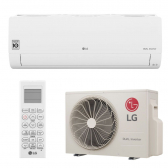 Ar Condi. Split Lg Dual Inverter Voice 24000 Btus Frio 220V - 010101001Am2314221