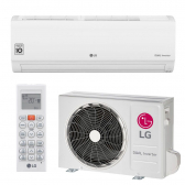 Ar Condi. Split Lg  Dual Inverter Voice 9000 Btus Q/f 220V - 010101001Am0824221