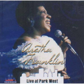 Aretha Franklin Live At Park West - Cd Pop - Mkp000315007381