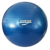 Bola Para Pilates Azul 65Cm Ahead Sports - Mkp000028000172
