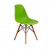 Cadeira Charles Eames Eiffel Wood Imperio Brazil Business - Mkp000777000006