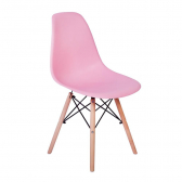 Cadeira Charles Eames Eiffel Wood - Imperio Brazil Business - Mkp000777000023