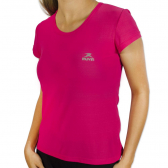Camiseta Running Color Crepe Uv25 Ss Muvin Csr-400 Pink Gg - Mkp000352000129