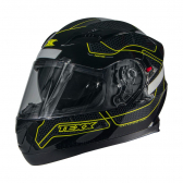 Capacete G2 Panther Verde 58 Texx - Mkp000895003441
