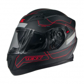 Capacete G2 Panther Vermelho 58 Texx - Mkp000895003445
