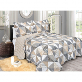 Colcha Evoluition Patchwork Queen 240 X 260 Cavo - Camesa - Mkp000362000227