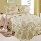 Colcha Evoluition Patchwork Queen 240X260 Giovana - Camesa - Mkp000362000116