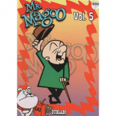 Dvd Infantil Mr. Magoo Dublado Vol.5 - Mkp000315008793