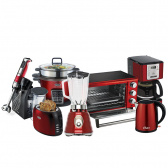 Kit Completo Red Kitchen Oster 127V - Mkp000172001162
