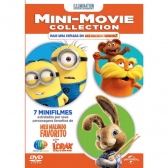 Mini-Movie Collection 7 Mini Filmes - Dvd Filme - Mkp000315007142