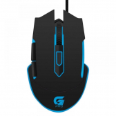Mouse Com Fio Gamer Pro M5 Rgb Fortrek - Mkp000315008973