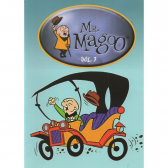 Mr Magoo Dublado Vol 3 Dvd Infantil - Mkp000315008767