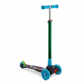 Patinete Monsters Led Atrio Es114 - Mkp000278003192