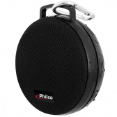 Speaker Extreme Mp3/mp4 Preto 5W Rms Philco Bivolt Pbs04Bt - Mkp000653000155